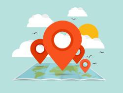 佳博网络GIS地图
