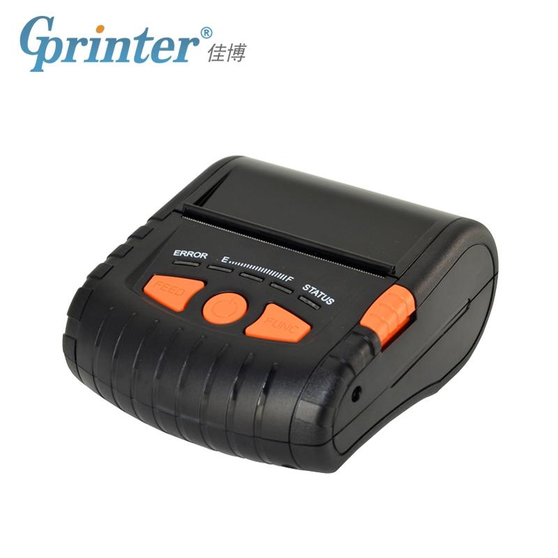 佳博PT380便携式票据打印机80MM手持打印机